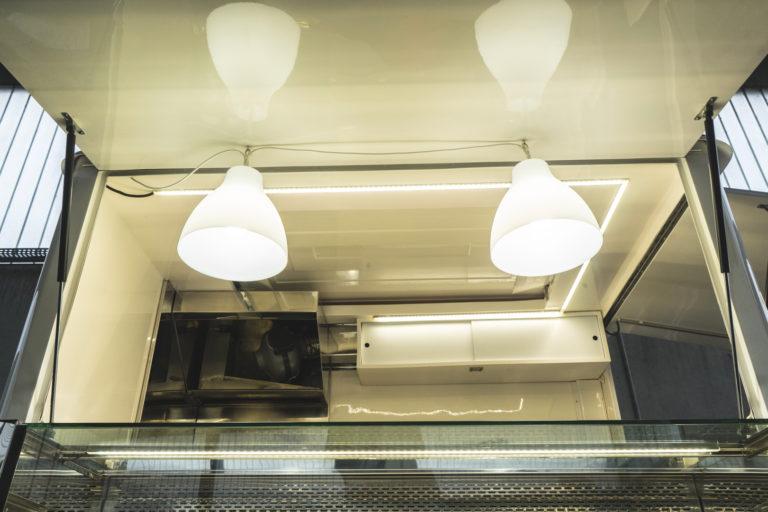 Lampadari interni a basso consumo